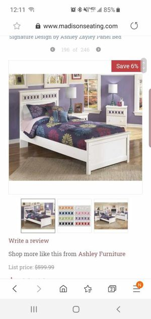 Ashley twin bed frame for Sale in Meridian, ID