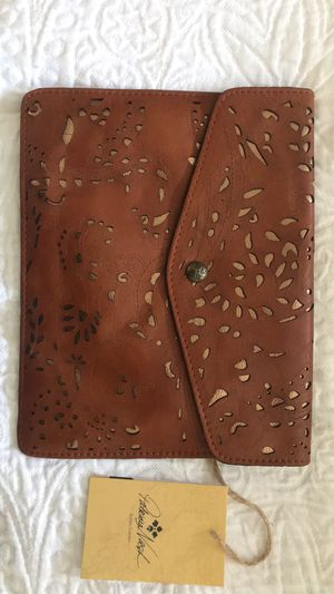 Leather designer clutch for Sale in Industry, CA