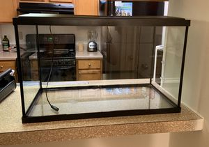 10 Gallon Fish Tank for Sale in Fairfax, VA