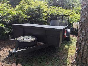 Contractor Utility Trailer for Sale in Boynton Beach, FL