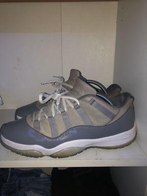 Jordan cool grey 11s for Sale in Annandale, VA