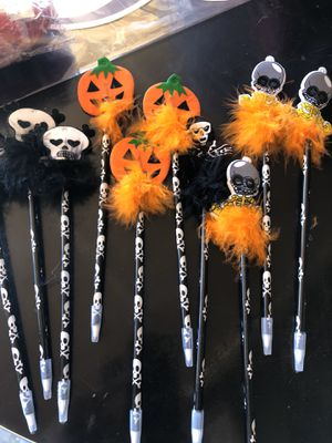 Halloween pens 2 for $1 for Sale in Lakewood, CA