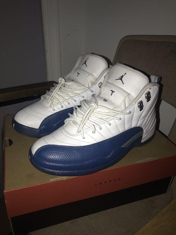 Jordan 12 french blue