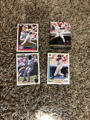 Baseball cards for Sale in Clay Township, MI