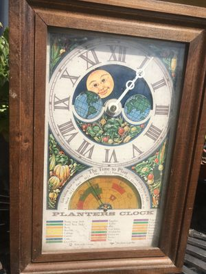 Antique farmer's clock for Sale in Boca Raton, FL