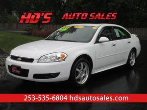 2012 Chevrolet Impala for Sale in Puyallup, WA