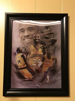 Kobe Bryant Picture for Sale in Jackson, MS