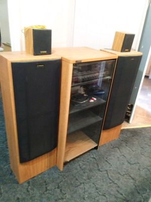 Stereo System in very good condition. for Sale in Kent, WA