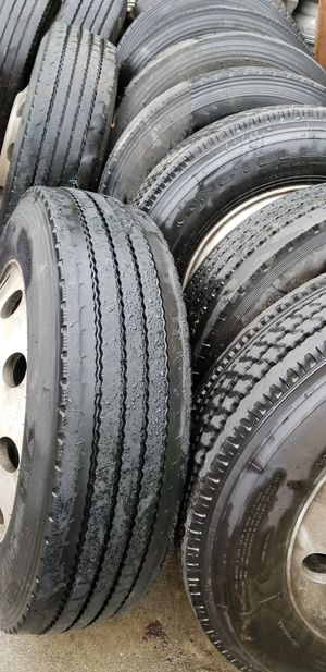 Truck Tires and rim for Sale in Queens, NY