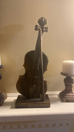 violin decor for Sale in Raleigh, NC