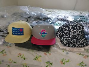 Pink Dolphin hats (Never used) for Sale in Sacramento, CA