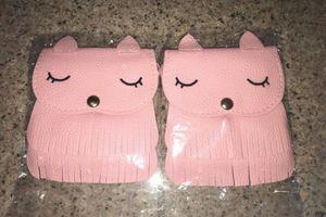 Pink Cat Mini Messenger Bag for Sale in Las Vegas, NV