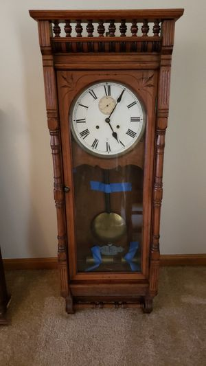 Antique clock collection for Sale in Amherst, OH
