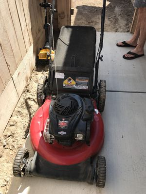 Lawn mower and weed eater for Sale in Tulare, CA