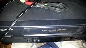 VCR video tape player for Sale in Anoka, MN