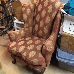 Wing Chair for Sale in Alpharetta, GA