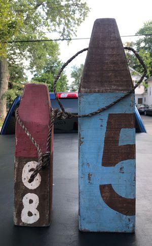 Wood buoys for Sale in North Tonawanda, NY