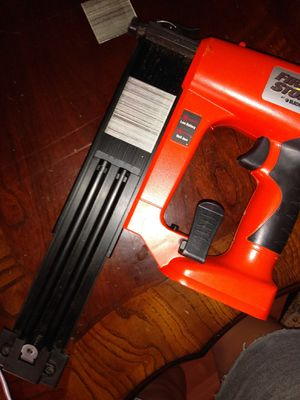 Black and decker Nail gun for Sale in Ontarioville, IL