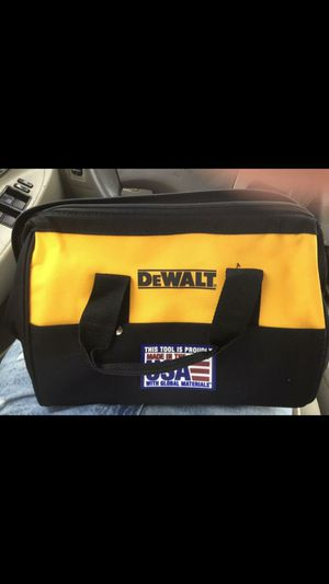 New Dewalt executive bag only for Sale in North Miami Beach, FL