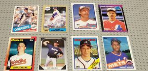 TOPPS Randy Johnson rookie - Orel Hershiser rookie & others for Sale in Glendora, CA