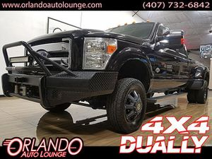 2013 Ford Super Duty F-350 DRW for Sale in Sanford, FL