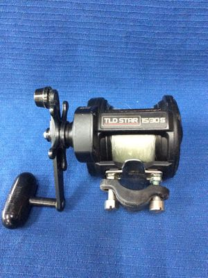 Shimano TLD Star 15/30S fishing reel, 5.2:1 Gear Ratio for Sale in La Habra, CA