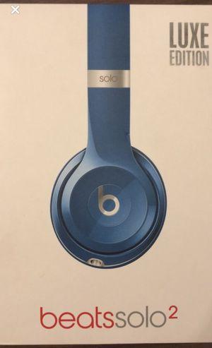 Beats Solo 2 Headphones for Sale in Sacramento, CA