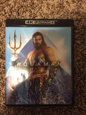 Aquaman Movie for Sale in Fresno, CA