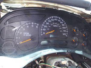 05 Chevy Silverado odometer for Sale in Tampa, FL