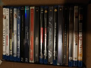 32 Blu-rays Lot for Sale in Victorville, CA