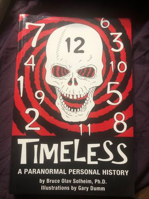 Timeless A Paranormal Personal History for Sale in Claremont, CA
