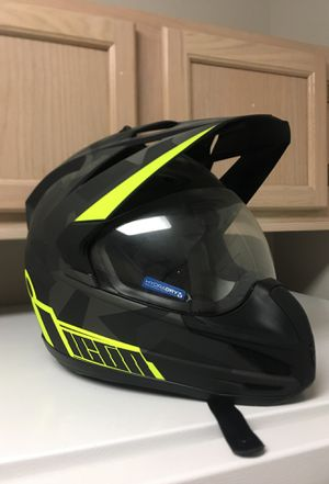 ICON VARIANT Medium Brand New Motorcycle Helmet snowmobile dual sport off road trail sport hunting for Sale in Denver, CO