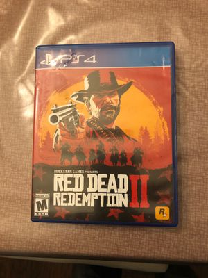 PS4 game perfect conditions for Sale in Fairburn, GA
