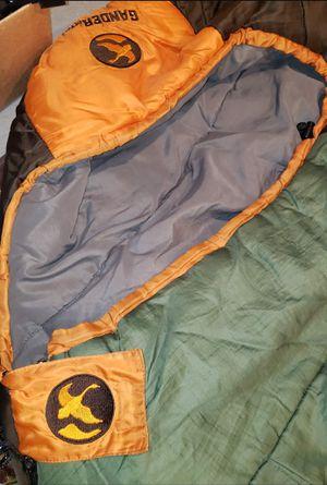 Gander Mountain ZERO DEGREES Sleeping Bag for Sale in Denver, CO