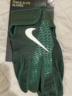 Nike Force Elite Batting Gloves Size Medium for Sale in Westminster,  CA