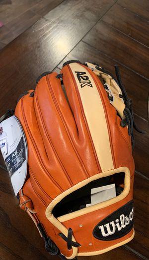 Wilson A2K. Baseball glove. New for Sale in Etiwanda, CA