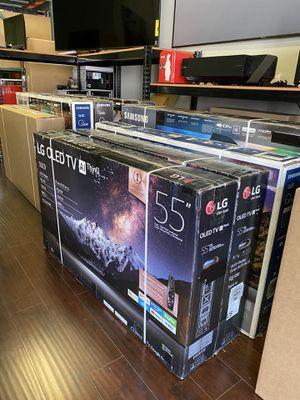 55 INCH LG OLED C9 AI THIN Q SMART 4K TV 2019 for Sale in Burbank, CA