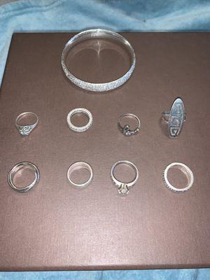 Sterling Silver Jewelry for Sale in Las Vegas, NV