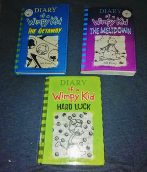 Diary of a Wimpy Kid Book Bundle for Sale in Richmond, VA
