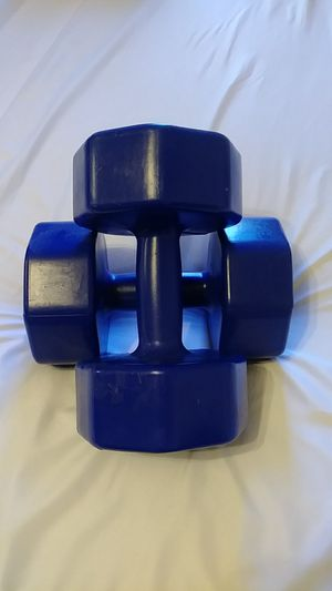 Fitness series 8 - 10lbs weights for Sale in Clarksville, TN