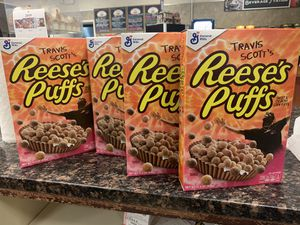 Reese's Puffs Travis Scott for Sale in River Grove, IL