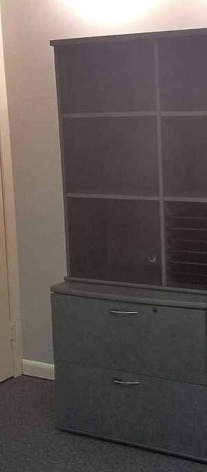 Set of 4 pieces office furniture for Sale in Tamarac, FL