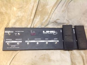 Line 6 Floor Board Multi-Effects Not Working for Parts for Sale in Palm Springs, FL