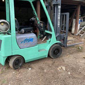 1997 Mitsubishi FG 15 Forklift for Sale in Ringwood, NJ