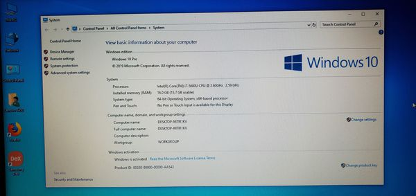Lenovo T450 Laptop - Extra Accessories and Software!