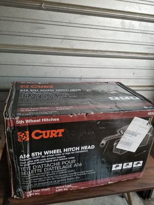 5th wheel towing hitch. New for Sale in Livermore, CA