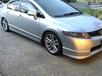 Civic Si Hfp Lip for Sale in Edgewood,  WA