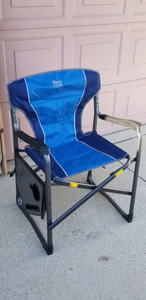 Directors Folding Chair Timber Ridge for Sale in Upland, CA