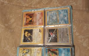 Pokemon Cards (collectibles, base set) (INDIVIDUAL SALES) for Sale in Tampa, FL