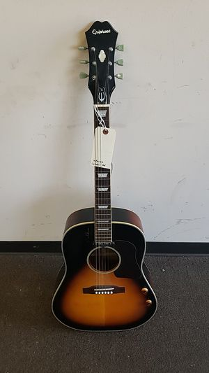 2006 Epiphone John Lennon Edition EJ-160E Electric Acoustic Guitar for Sale in Newington, CT